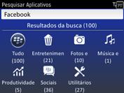 BlackBerry 9620 - Aplicativos - Como baixar aplicativos - Etapa 13