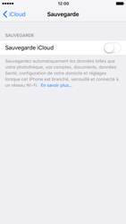 Apple Apple iPhone 7 - Device maintenance - Back up - Étape 11