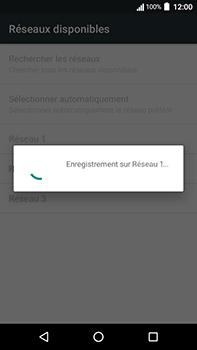 Acer Liquid Zest 4G Plus - Réseau - Sélection manuelle du réseau - Étape 9