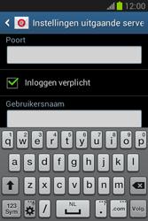 Samsung Galaxy Fame Lite (S6790) - E-mail - Account instellen (POP3 zonder SMTP-verificatie) - Stap 14