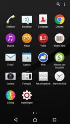 Sony Xperia Z5 (E6653) - Internet - Hoe te internetten - Stap 3