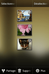 Samsung Galaxy Ace - Photos, vidéos, musique - Envoyer une photo via Bluetooth - Étape 6