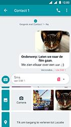 Nokia 3 - Android Oreo - MMS - afbeeldingen verzenden - Stap 19