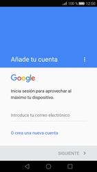 Huawei P8 - E-mail - Configurar Gmail - Paso 9