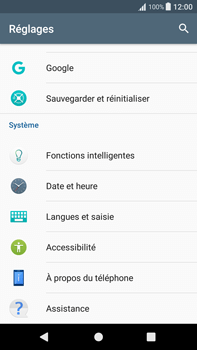 Sony Xperia XA1 Plus - Device maintenance - Back up - Étape 6