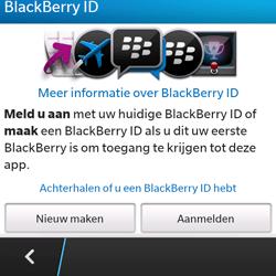 BlackBerry Q5 - Applicaties - Applicaties downloaden - Stap 7