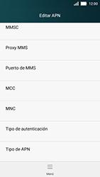 Huawei Y5 - Mensajería - Configurar el equipo para mensajes multimedia - Paso 12
