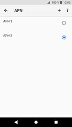 Sony Xperia XZ1 - Internet - Configurar Internet - Paso 17