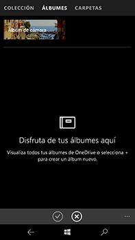 Microsoft Lumia 950 XL - Mensajería - Escribir y enviar un mensaje multimedia - Paso 11