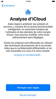 Apple iPhone 8 Plus - Premiers pas - Créer un compte - Étape 39