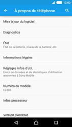 Sony E2303 Xperia M4 Aqua - Réseau - Installation de mises à jour - Étape 6