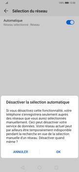 Huawei Mate 20 Pro - Réseau - Utilisation à l