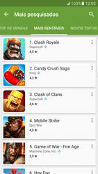 Samsung Galaxy S7 Edge - Aplicativos - Como baixar aplicativos - Etapa 9