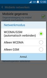 Samsung J100H Galaxy J1 - Netwerk - Wijzig netwerkmodus - Stap 7