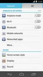 Huawei Ascend P7 - Bluetooth - Pair with another device - Step 4