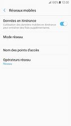 Samsung Galaxy A5 (2017) (A520) - Aller plus loin - Désactiver les données à l'étranger - Étape 6