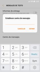 Samsung Galaxy S7 - Android Nougat - Mensajería - Configurar el equipo para mensajes de texto - Paso 9