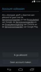 LG D821 Google Nexus 5 - Applicaties - Account aanmaken - Stap 14