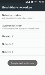 Alcatel Pixi 4 (4) - Netwerk - Handmatig netwerk selecteren - Stap 15