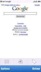 Nokia C5-03 - Internet - navigation sur Internet - Étape 6