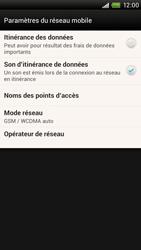 HTC S728e One X Plus - Réseau - utilisation à l'étranger - Étape 8