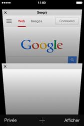 Apple iPhone 4 S iOS 7 - Internet - Navigation sur Internet - Étape 13