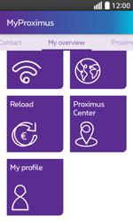 LG L70 - Applications - MyProximus - Step 23