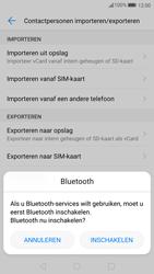 Huawei P10 - Contactgegevens overzetten - delen via Bluetooth - Stap 9