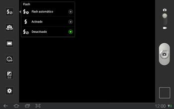 Samsung P7500 Galaxy Tab 10-1 - Funciones básicas - Uso de la camára - Paso 5