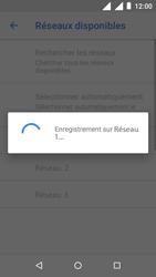 Nokia 1 - Réseau - Sélection manuelle du réseau - Étape 12