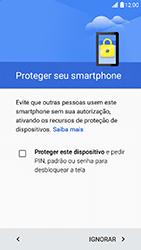 LG X Power - Primeiros passos - Como ativar seu aparelho - Etapa 16
