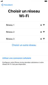 Apple iPhone 8 Plus - Premiers pas - Créer un compte - Étape 10