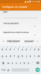 Wiko Freddy - E-mails - Ajouter ou modifier un compte e-mail - Étape 16