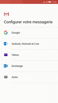 Huawei Mate 9 Pro - E-mail - 032a. Email wizard - Gmail - Étape 7