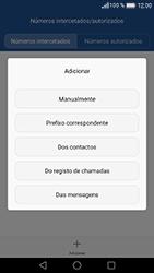 Huawei Honor 8 - Chamadas - Como bloquear chamadas de um número -  9