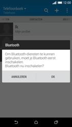 HTC Desire 610 - Contactgegevens overzetten - delen via Bluetooth - Stap 10