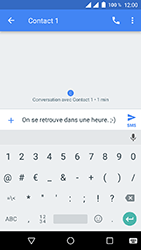Wiko Tommy 2 - Contact, Appels, SMS/MMS - Envoyer un MMS - Étape 9