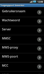 Samsung I5800 Galaxy Apollo - MMS - handmatig instellen - Stap 9