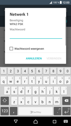 Sony Xperia XA1 (G3121) - WiFi - Handmatig instellen - Stap 7