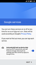 Samsung G930 Galaxy S7 - Android Nougat - E-mail - Manual configuration (gmail) - Step 14