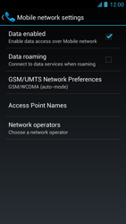 Acer Liquid S1 - Network - Usage across the border - Step 6