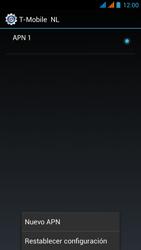 Wiko Stairway - Internet - Configurar Internet - Paso 11
