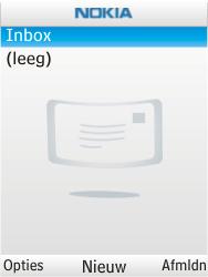 Nokia C2-01 - E-mail - Hoe te versturen - Stap 6