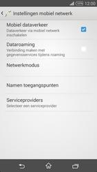 Sony Xperia T3 - Internet - Handmatig instellen - Stap 7