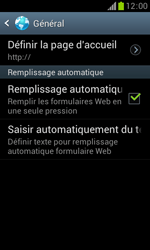 Samsung Galaxy Trend - Premiers pas - Configurer l