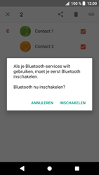 Sony xperia-xa1-g3121-android-oreo - Contacten en data - Contacten overzetten via Bluetooth - Stap 8