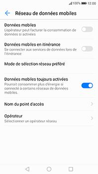 Huawei P10 Plus - Internet - Désactiver les données mobiles - Étape 6