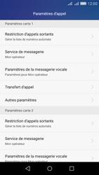 Huawei Y6 - Messagerie vocale - Configuration manuelle - Étape 5