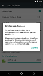 LG Google Nexus 5X (H791F) - Internet - Ver uso de datos - Paso 9
