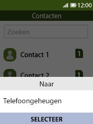Nokia 8110-ta-1071 - Contacten en data - Contacten kopiëren van SIM naar toestel - Stap 7